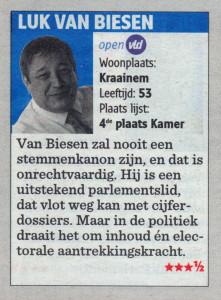 Verkiezingsbijlage-Nieuwsblad